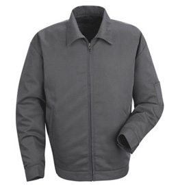 Red Kap Slash Pocket Technician Jackets (Our Most Popular)