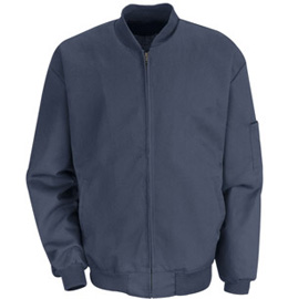 Red Kap Men's Solid Unlined Team Jacket