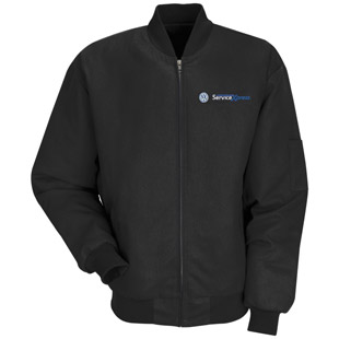 Volkswagon Technician Jacket w/ VW Logo - Click for Large View