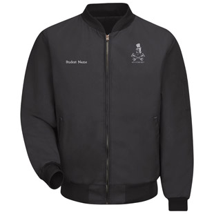 York Auto & Collision Repair Team Technician Jacket - Click for Large View