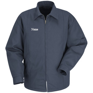 Texas Maritime Academy Perma-Lined Panel Jacket - Click for Large View
