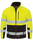 Red Kap Men's Hi-Visibility Soft Shell Jacket