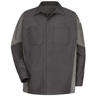 Kubota Technician Long Sleeve Crew Shirt - Click for Large View