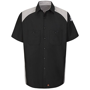 Kubota Technician Short Sleeve Motorsports Shirt - Click for Large View