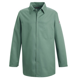 Bulwark Excel-FR Flame Resistant Work Coat - Click for Large View