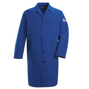 Flame Resistant Nomex Lab Coats - Click for Large View