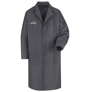 Lawson State Community College Industrial Shop Coat - Click for Large View