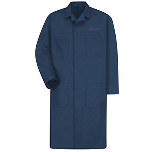 ACDelco Industrial Shop Coat - Click for Large View