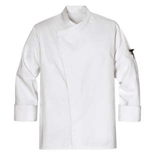 Tunic Style Chef Coat - Click for Large View