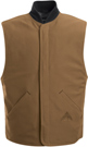 Bulwark Flame Resistant  Brown Duck Vest Jacket Liner