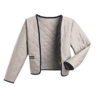 Bulwark Flame Resistant Zip-In Zip-Out Modaquilt Liner - Click for Large View