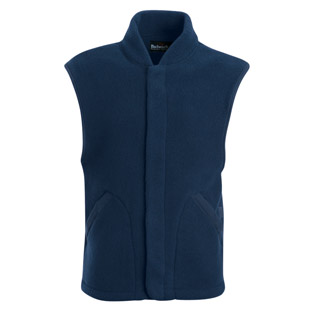 Bulwark Flame Resistant Modacrylic Fleece Vest Jacket Liner - Click for Large View
