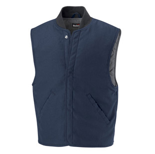 Bulwark Flame Resistant Vest Jacket Liner - Click for Large View