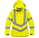 Portwest Ladies Hi-Vis Breathable Jacket - Type R, Class 3