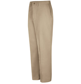 Red Kap Plain Front Cotton Pant