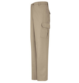 Red Kap Men's Wrinkle Resistant Cotton Cargo Pant