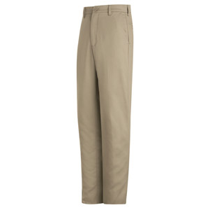 Bulwark Flame Resistant Excel-FR Cotton Button Front Work Pants - Click for Large View