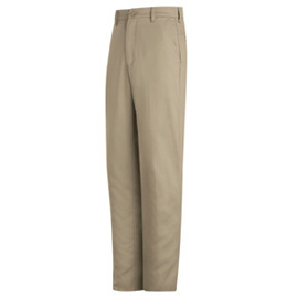 Bulwark Flame Resistant Excel-FR Cotton Button Front Work Pants