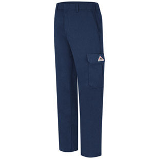 Bulwark Flame Resistant Excel-FR Comfortouch Cargo Pocket Work Pant - Click for Large View