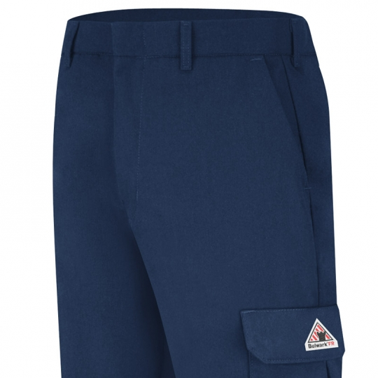 f457fdfb8ae9 Bulwark Flame Resistant Cooltouch 2 Cargo Pocket Work Pant