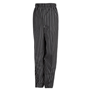 Chef Designs Spun Poly Baggy Chef Pants - Click for Large View