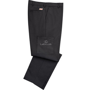 Lexus Technician Pleated Front Pant - Click for Large View