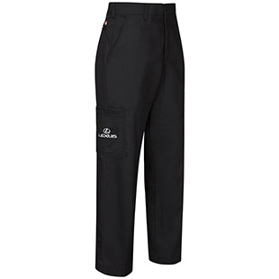 Lexus Technician Plain Front Pant - Click for Large View