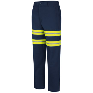 Red Kap Enhanced Visibility Dura Kap Work Pant - Click for Large View