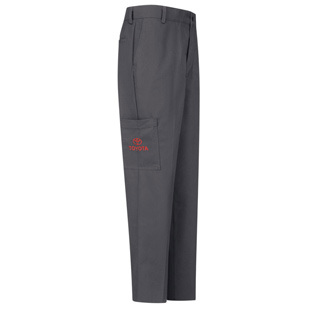 Toyota Technician Plain Front Pant - Click for Large View