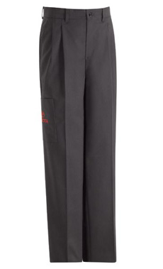 Toyota Technician Pleated Front Pant - Click for Large View