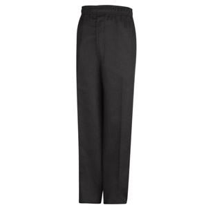Chef Designs Mens Baggy Chef Pant  with Zip Fly - Click for Large View