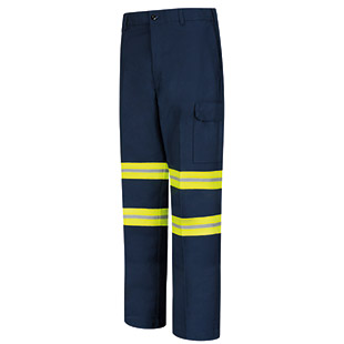 Red Kap Enhanced Visibility Cargo Pant - Click for Large View