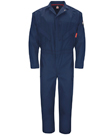 Bulwark Flame Resistant Men's iQ Series Endurance Collection Premium Coverall