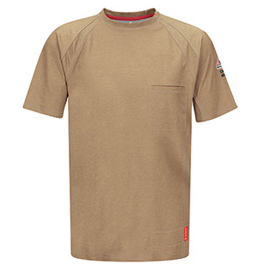 Flame Resistant IQ Series Short Sleeve Tee
