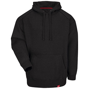 Red Kap Workwear Pull-Over Heavyweight Hoodie - Click for Large View