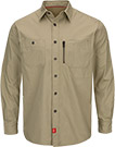 Closeout - Red Kap Woven Work Shirt with MIMIX Technology