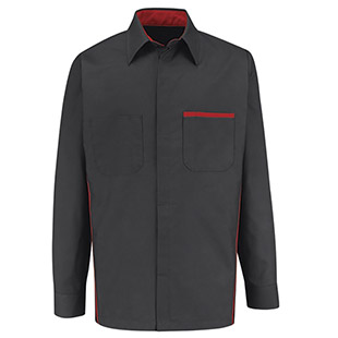 Nissan Technician Long Sleeve Shirt - Click for Large View