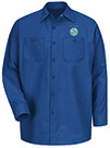 Miami Lakes Educational Center Long Sleeve Work Shirt