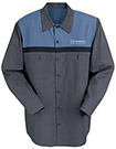 Subaru Technician Long Sleeve Shirt