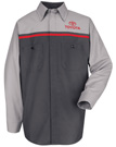 Toyota Long Sleeve Technician Shirt