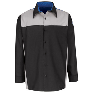 Volkswagen Technician Long Sleeve Shirt - Click for Large View