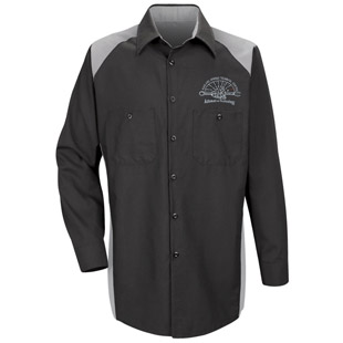 Highland Springs Tech Center Long Sleeve Shirt - Click for Large View