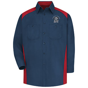 Bedford County Technical School Long Sleeve Shirt - Click for Large View
