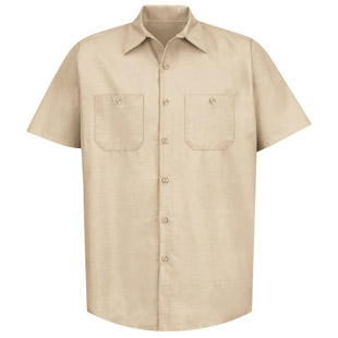 SP24 Men's Work Shirt