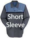 Subaru Technician Short Sleeve Shirt