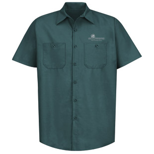 Seward County Community College Short Sleeve Work Shirt - Click for Large View