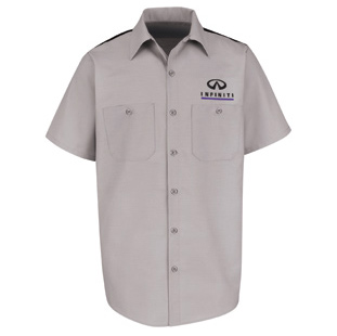 Infiniti Technician Long Sleeve Shirt - Click for Large View