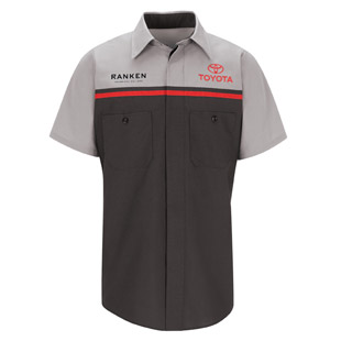 Ranken Technical College Toyota Technician Shirt - Click for Large View