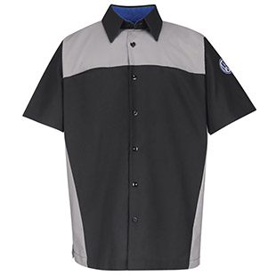 Volkswagen Technician Short Sleeve Shirt - Click for Large View