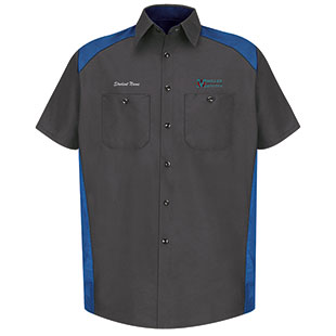 Miller Career and Technology Center Motorsports Shirt - Click for Large View